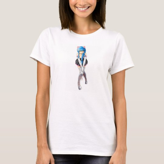 Camiseta Skarllet