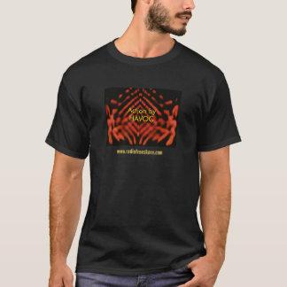 Camiseta Skaro livre de rádio - ação pelo t-shirt do HAVOC