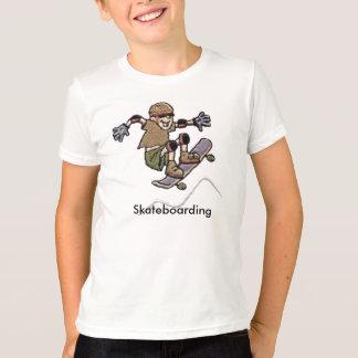 Camiseta Skateboarding