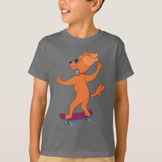 Camiseta Skateboarding feliz pelos Feliz Juul Empresa