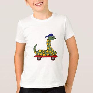 Camiseta Skateboarding legal da boa do BB