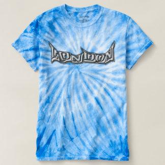 Camiseta Skater alpargata Londres Multicolor com grafitti
