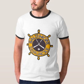Camiseta SkipJacks de Baltimore