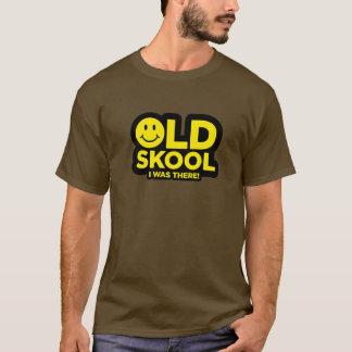 Camiseta Skool velho - eu estava lá! Delírio ácido do