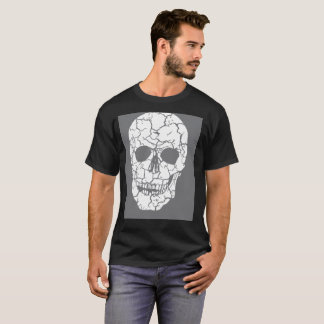 Camiseta skul