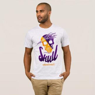 Camiseta Skull Abstract