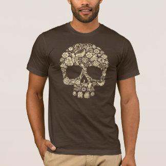 """Camiseta """"Skull Flower"""""""