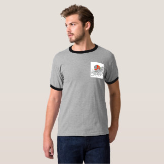 Camiseta skull iron