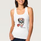 Camiseta Skull n'rose