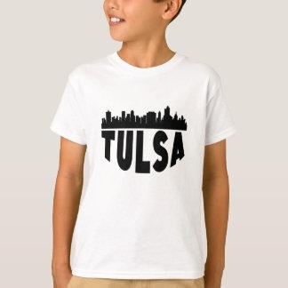 Camiseta Skyline APROVADA da arquitectura da cidade de