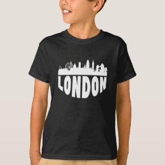 Camiseta Skyline da arquitectura da cidade de Londres