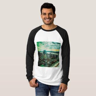 Camiseta Skyline da cidade