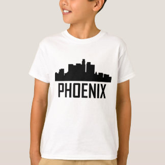 Camiseta Skyline da cidade da arizona de Phoenix