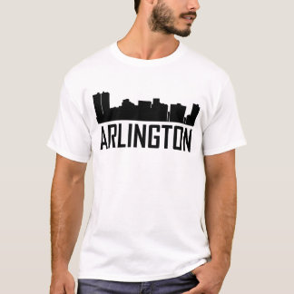 Camiseta Skyline da cidade de Arlington Texas