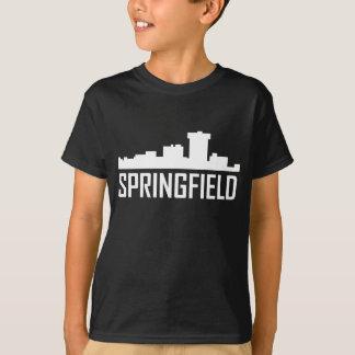 Camiseta Skyline da cidade de Springfield Missouri
