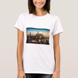 Camiseta Skyline da república checa