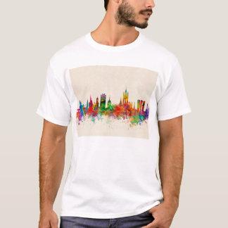 Camiseta Skyline de Aberdeen Scotland
