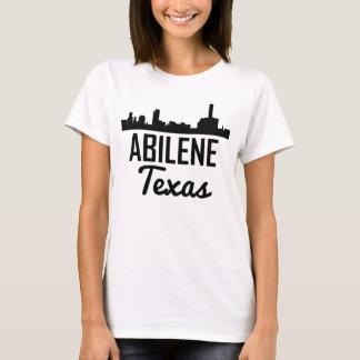Camiseta Skyline de Abilene Texas