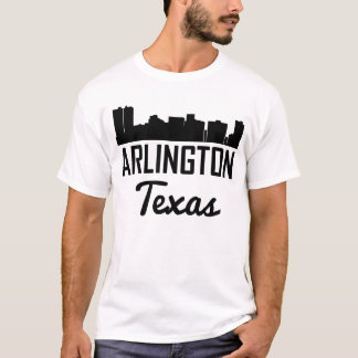 Camiseta Skyline de Arlington Texas
