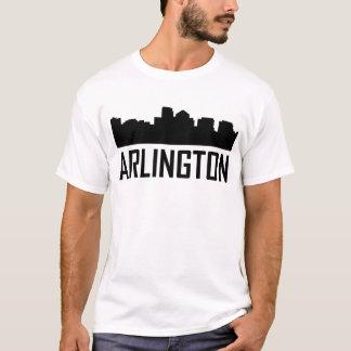 Camiseta Skyline de Arlington Virginia City