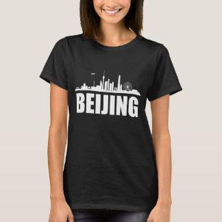 Camiseta Skyline de Beijing