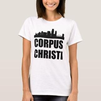 Camiseta Skyline de Corpus Christi TX
