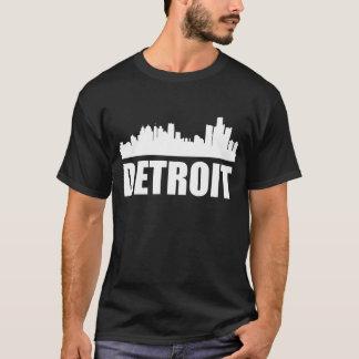 Camiseta Skyline de Detroit MI