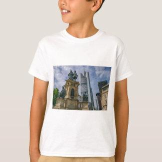 Camiseta Skyline de Francoforte