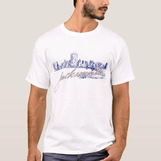 Camiseta Skyline de Jacksonville