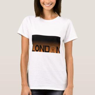 Camiseta Skyline de Londres