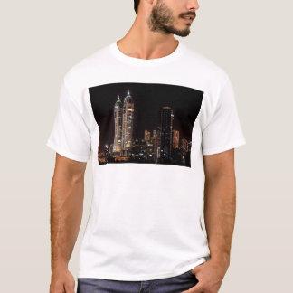 Camiseta Skyline de Mumbai India