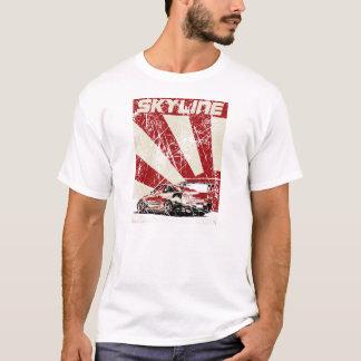 Camiseta Skyline de Nissan