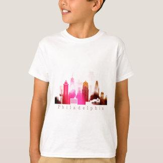 Camiseta Skyline de Philadelphfia