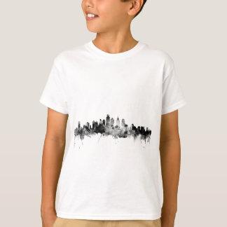 Camiseta Skyline de Philadelphfia Pensilvânia