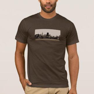 Camiseta Skyline de SF