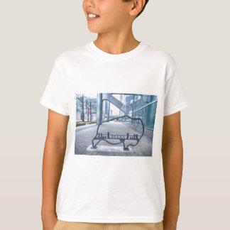 Camiseta Skyline de Tulsa Oklahoma