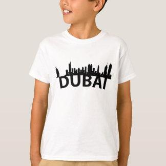 Camiseta Skyline do arco de Dubai United Arab Emirates