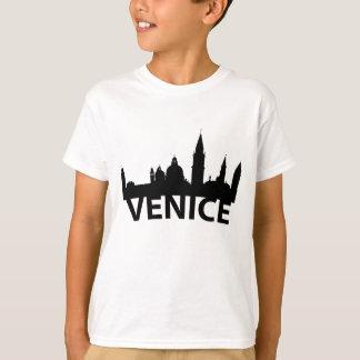Camiseta Skyline do arco de Veneza Italia