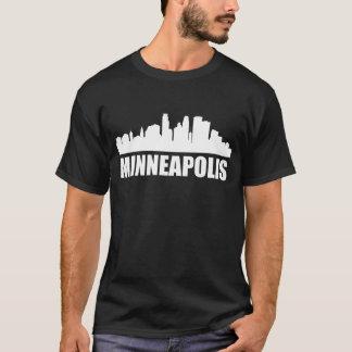 Camiseta Skyline do manganês de Minneapolis
