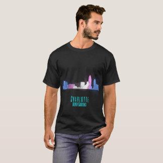 Camiseta Skyline do Transgender de Charlotte