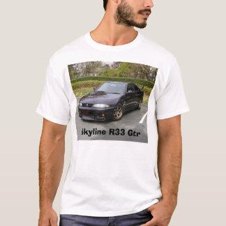 Camiseta Skyline R33 Gtr