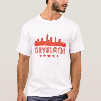 Camiseta Skyline retro de Cleveland