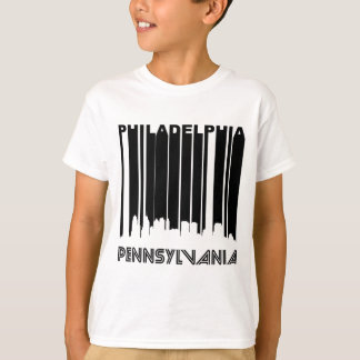 Camiseta Skyline retro de Philadelphfia