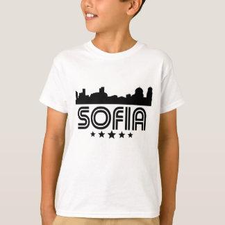 Camiseta Skyline retro de Sófia