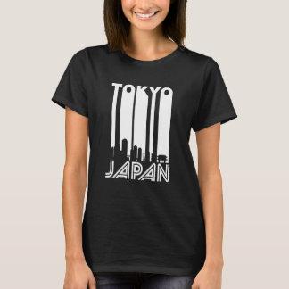 Camiseta Skyline retro de Tokyo