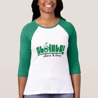 Camiseta Sláinte. Camisolas do dia de St Patrick