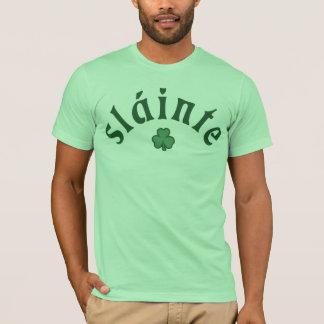 Camiseta Slainte [trevo]