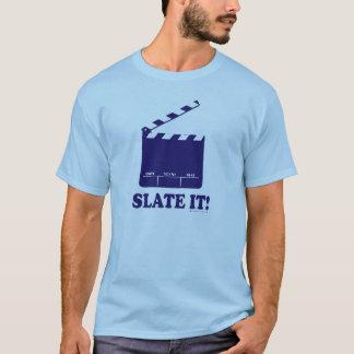 Camiseta Slate o!