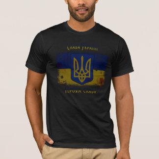 Camiseta SLAVA UKRAINI - Glória a Ucrânia