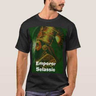 Camiseta Sleassie, imperador Selassie